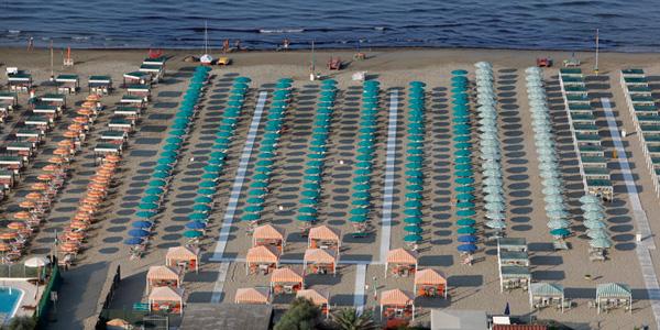 Bagno - Marina di Pietrasanta - Versilia